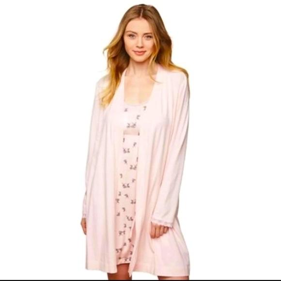 Motherhood Maternity Gown Lavender Medium